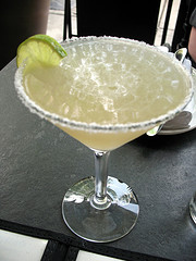 Picture of a margarita cocktail by Tammy Green. Some rights reserved.